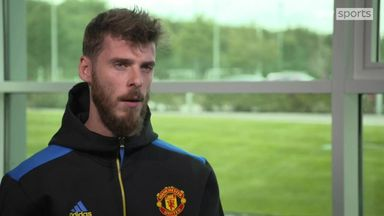 De Gea: Utd squad ready to challenge for title