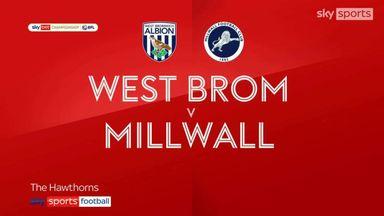 West Brom 1-1 Millwall