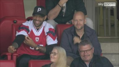 Henry on Arsenal takeover bid: Ek is here to stay