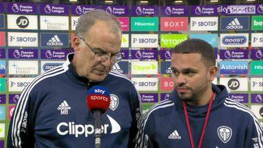 Bielsa: Liverpool were much better than us
