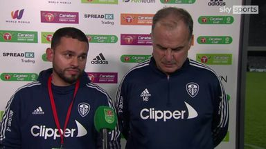 Bielsa: Game far too difficult for us