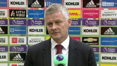 Solskjaer: Villa goal was offside