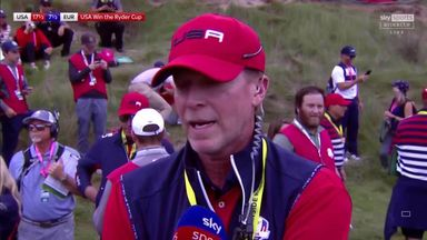 Stricker: USA victory 'a special day'