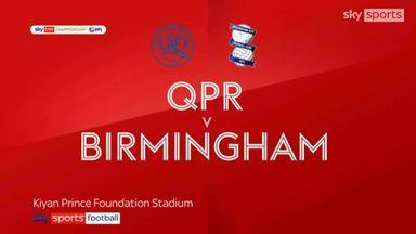 QPR 2-0 Birmingham