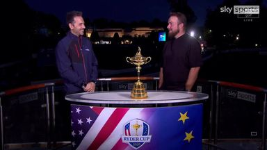 Lowry: Ryder Cup was a career-long dream