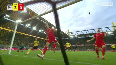 Friedrich own-goal makes it three for Dortmund