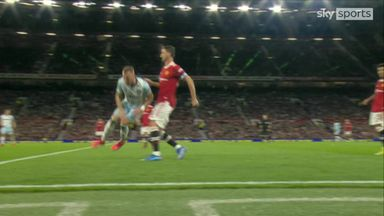 Matic lucky to escape red card?