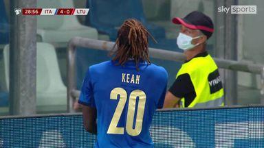 Lovely Kean finish makes it four