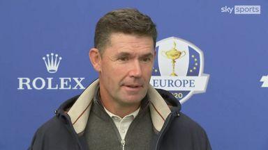 Harrington: We've got a strong, balanced team