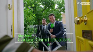 Redknapp, Wright become carbon commentators