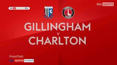 Gillingham 1-1 Charlton