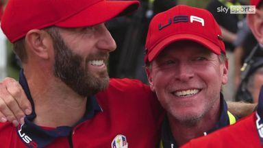 USA had 'different energy' in Ryder Cup win, says Beem