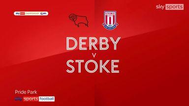 Derby 2-1 Stoke