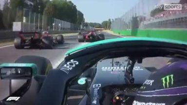 Hamilton's bad start analysed