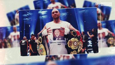 'I beat Klitschko and it was game over'