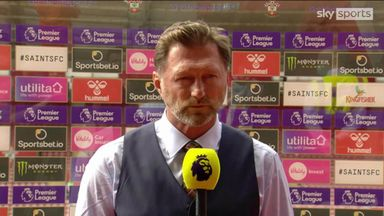 Hasenhuttl: Our issue is defending