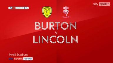 Burton 1-2 Lincoln