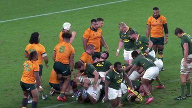 South Africa 26-28 Australia