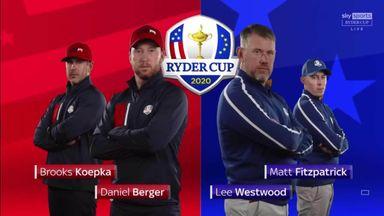 Highlights: Koepka, Berger move USA ahead
