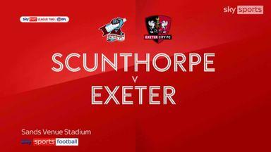 Scunthorpe 0-4 Exeter