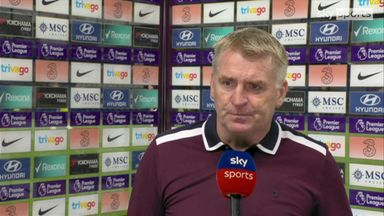 Smith: Mistakes cost Villa