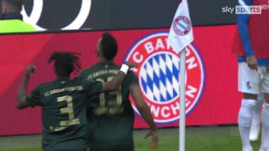Bayern Munich 7-0 VfL Bochum