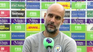 Pep: We had chances to score more goals
