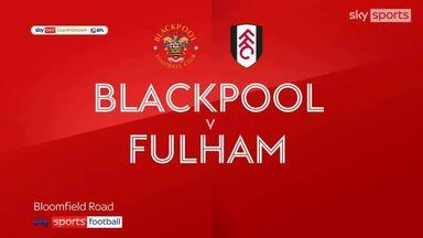 Blackpool 1-0 Fulham