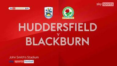 Huddersfield 3-2 Blackburn