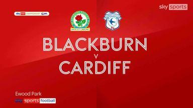 Blackburn 5-1 Cardiff