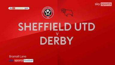 Sheffield United 1-0 Derby