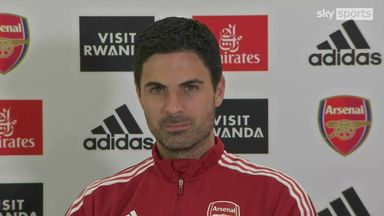 Arteta: Players know derby significance