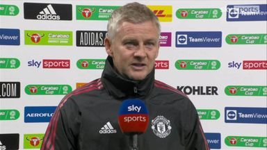 Ole: We made a poor start