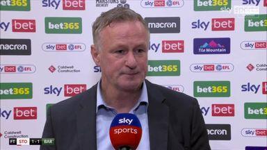 O'Neill: Barnsley coach threw punch
