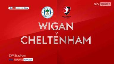 Wigan 2-0 Cheltenham