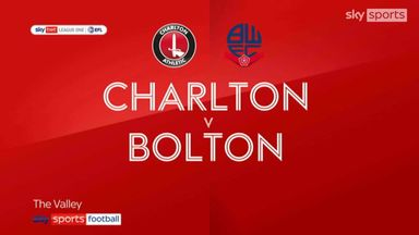 Charlton 1-4 Bolton