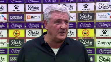 Bruce frustrated by missed chances