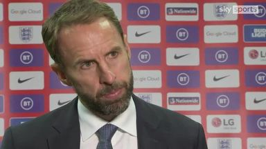 Southgate: We're right to be disappointed