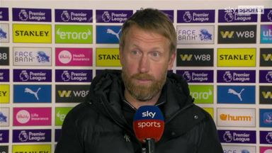 Potter: We're happy with the point