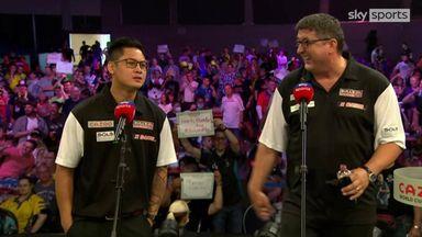 Rodriguez: I told Mensur we'd win it