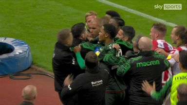 Three coaches sent off after touchline bust-up!