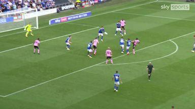 Adeniran scores brilliant volley