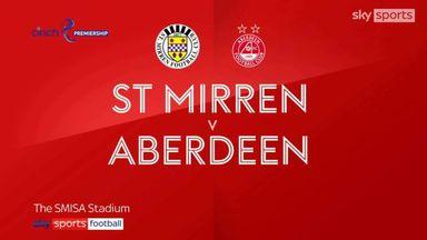 St Mirren 3-2 Aberdeen