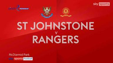 St. Johnstone 1-2 Rangers