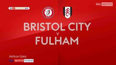 Bristol City 1-1 Fulham