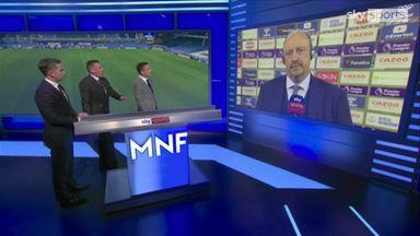 Benitez on high tempo football