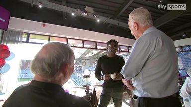 Inside Aston Villa's dementia cafe