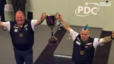 World Cup of Darts: Story of the Final