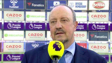 Team spirit pleases Benitez