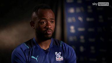 Ayew describes life at Palace under Vieira